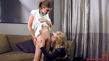 Mommies who spank - Horny little sister gets punished modern taboo family