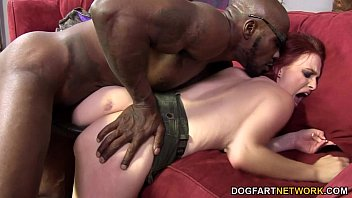 Big black dick guy picture - Andrea sky double penetrated by big black cocks