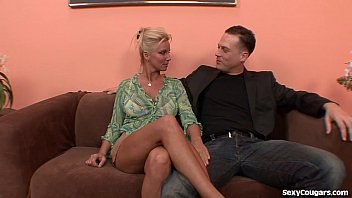 Hoy horny mature moms - Horny blonde milf cant get enough dick