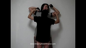 body curl muscle worship handjob