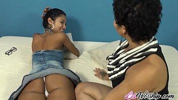 Luana Matrix and Niana Pessanha sex session