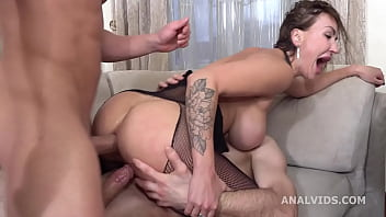 Wild Russia, Monika Wild and Elen Milion go Crazy with Balls Deep Anal, DAP, ButtRose, Squirting, Pee Drink GL383