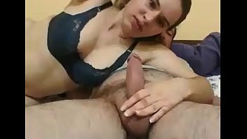 Advanced deepthroat - Married couple having sex at home webcamer small advance part3