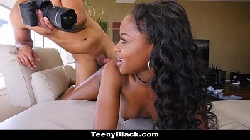 Autistic teen video - Teenyblack - hot chocolate teen pounded in 1st time video