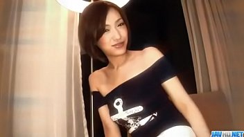 Nene Iino, amateur milf, blows cock like an angel - More at Javhd.net
