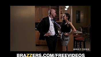 Johnny Sins gets his bday wish with two chicks at the same time pornhub video