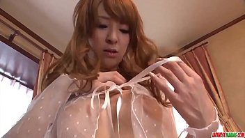 Hikaru Shiina Dazzles With Her Soft Finger Fucking Solo - More At Japanesemamas Com