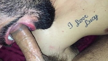 Real Amateur Latino threesome