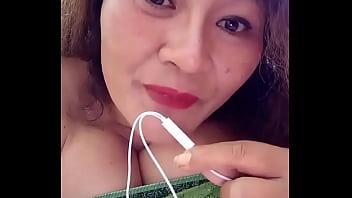 Thai aunty sedu cing