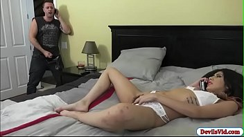 Hairy pussy fucks Horny gf waiting for her bfs huge dick