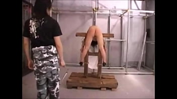 Heavy Metal Bdsm Whipping Compilation