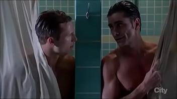 Sexy brock - Scream queens - chad e dr. brock take a shower