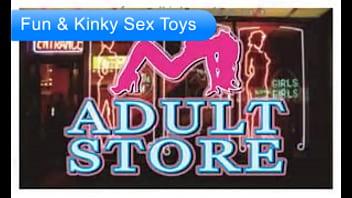 Fun & Kinky Sex Toys Fuck Machines porno izle