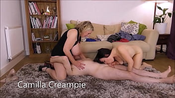 At Home With the Creampies Featuring Lucy Love Promo