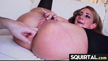Nice squirting cute gf 29 5 min