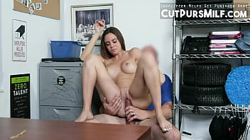 Havana Bleu Have To Undress And Fuck Owner - Cut Purs Milf