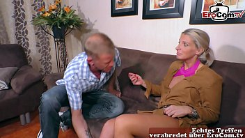 german blonde milf amateur girlfriend make porn with her boyfriend