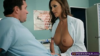 Patient with big cock and viagra fucks nasty doctor