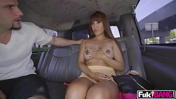 Tiffany Rain Chinese Tourist Gets Scooped By The Bus