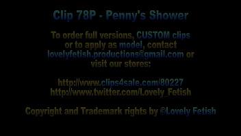 Clip 78P Pennys Shower - Full Version Sale: $4