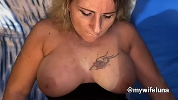 I fill it with cum on my ass and face