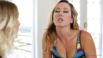 I can't live without orgasm! - Cadence Lux and Brett Rossi