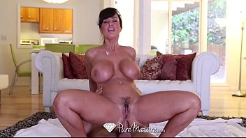 Lisa Ann gets ass fucked by her younger man thumbnail