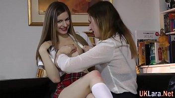 Older stockings lez taste