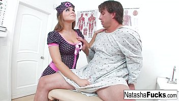 Natasha Sees A Hot Male Patient