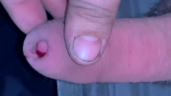 Solobdsmman 87 : I hit my cock until I bleed