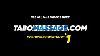 Big Tits Milf Fucked in a Oiled Massage thumbnail