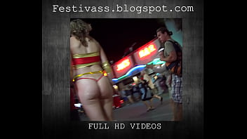 Nude through short skirt Festivass, microskirt, see through, thong, cheeky shorts, etc