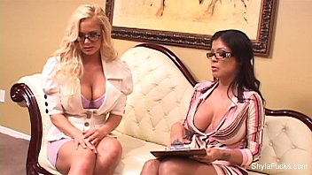 Alexis sex - Shyla stylez and alexis amore enjoy sex