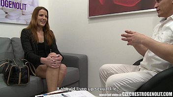 Young Girl Become Extremely Hot After Estrogenolit 7 min