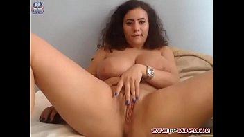 Super nice big natural tits webcam model