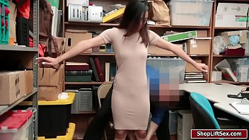 Naked lp Shoplifter aurora getting fucked by lp officer