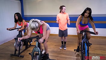 Rose Monroe Her Sexercise In Gym