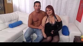 SCAMBISTI MATURI - Chubby mature ass and pussy drilled Vorschaubild