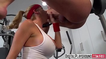 DigitalPlayground - Wettest Workout II Alexis Fawx