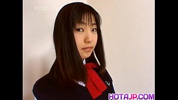 Anna Kuramoto gets vibrator under uniform