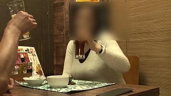 【個撮】【驚異のIカップ 超爆乳52歳人妻 に中出し】女の性欲を飛躍的に増大させる催淫覚醒アルコールを出す出会い系居酒屋 SEX依存症は生中率100%【個人・隠し撮り】