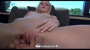 Image: HD - CastingCouch-X Chloe Foster gets into porn the right way