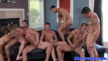 Gay group london - Gay group cocksucking and jerking galore