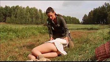 Lesbian slav hunting 7 min