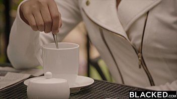 BLACKED Sexy Model Sophia Leone Gets First BBC thumbnail