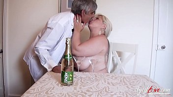 Really old grannie sex - Agedlove hardcore busty mature lover drilling