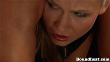 Mistress Teaching Blonde Slave Some Hard Lessons Vorschaubild
