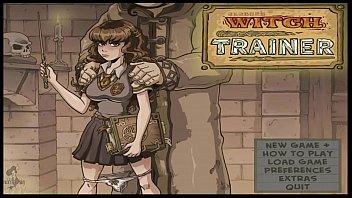 Akabur's Witch Trainer Full Playthrough Part 24 18分钟