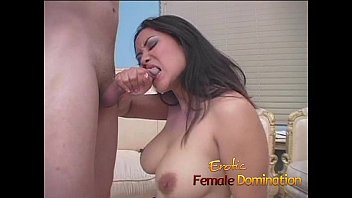 Asian doctor has fun kicking and jerking a patients cock-6