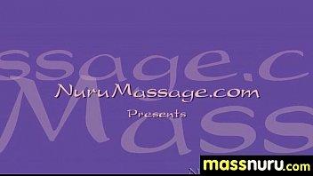 Nuru Massage Ends With A Hot Shower Fuck 21